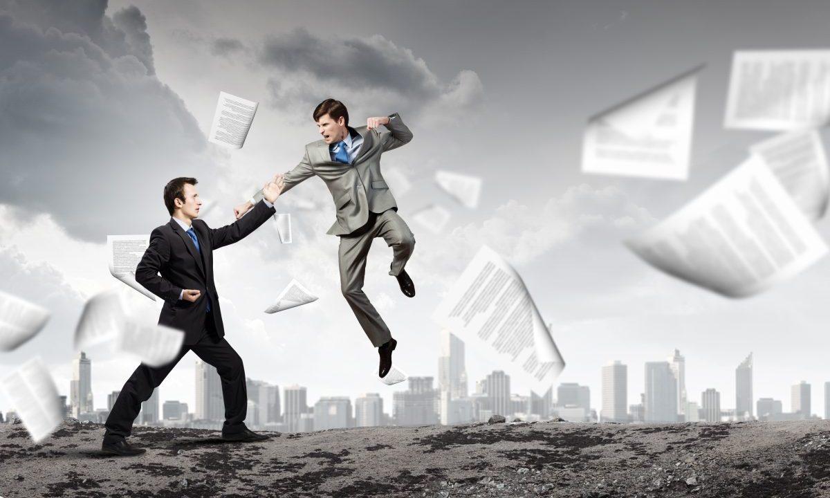 ondernemers die een conflict hebben in apeldoorn